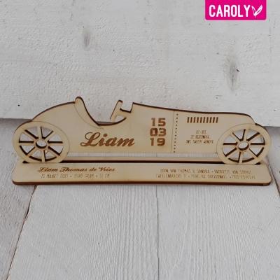 GK Vintage auto 3D